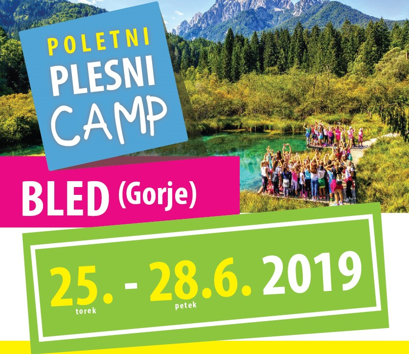 POLETNI PLESNI CAMP 2019