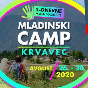 MLADINSKI CAMP | AVGUST 2020